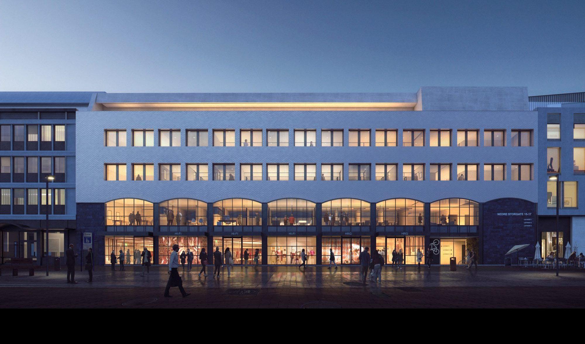Business Centre Building