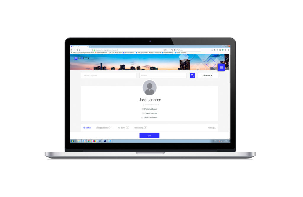 Candidate Portal
