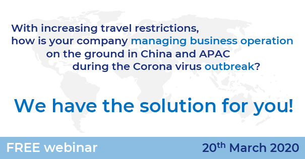 Business on the ground in China and APAC - Sperton Webinar